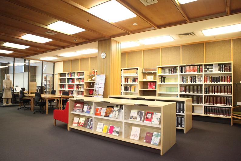Asian Collections Room; Photo By Mayu Kanamori
